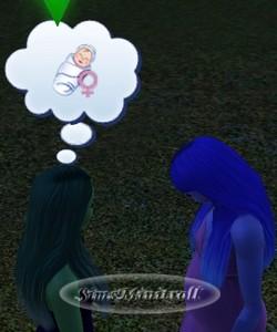 grossesse favoriser garçon