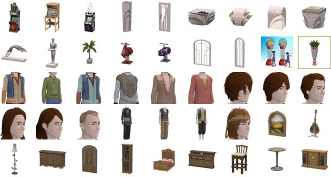 Free Downloads for the <b>Sims</b> <b>3</b> | Téléchargements <b>gratuits</b>…